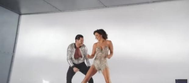 "Victoria Arlen in ""DWTS."" - Image Credit: Dancing With The Stars / YouTube"