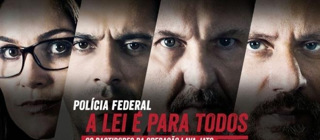 Lançamento: 'Polícia Federal, A Lei É Para Todos' nos cinemas de Curitiba