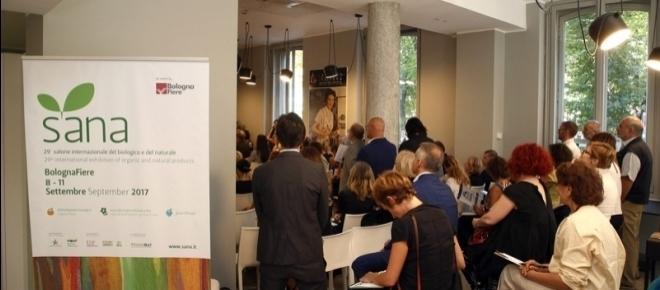 A Bologna al via SANA, il Salone Internazionale del Biologico e del Naturale