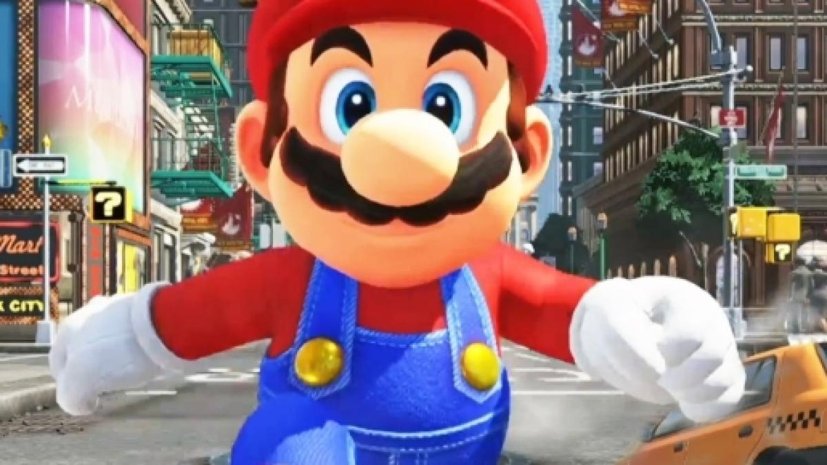 New Super Mario Odyssey Picture Shows Peach S Tiara With Cappy Eyes