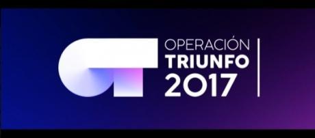 Foto del nuevo logo de OT opetación triunfo en su página de Facebook