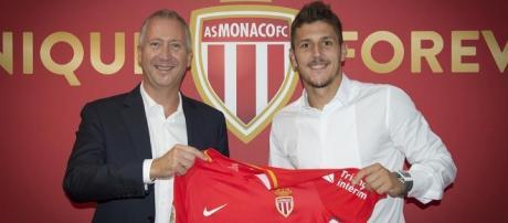 Stefan Jovetic avait choisi de rejoindre Monaco plutôt que l'OM (photo Foot01.com)