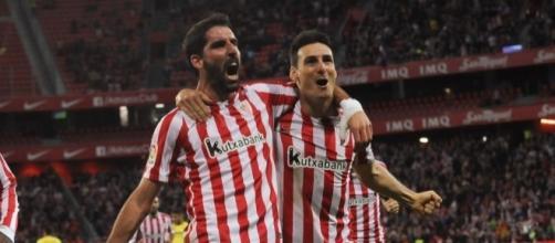 Aduriz volvió a ser el goleador en San Mamés (vía web - mundodeportivo.com)