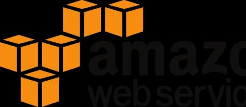 AmazonWebservices Logo by Unknown/Wikimedia Commons