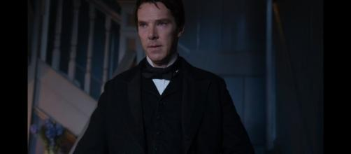 Benedict Cumberbatch stars as Thomas Edison in 'The Current War.' / from 'YouTube' screen grab