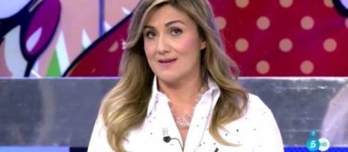 Carlota Corredera y sus galones en Mediaset.