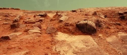 China is building a simulated Mars station on its land [Image: Pixabay]