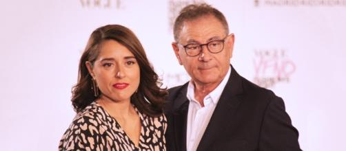 Directora-Vogue-España-Eugenia-de-la-Torriente-y-el-diseñador-Roberto-Verino.