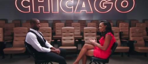 Dwyane Wade Interview On LeBron, Heat and Durant's Warriors Move! Image -SC Live | YouTube