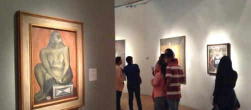 """""""El éxtasis del color"""" terminó su ciclo en el Museo de Arte Moderno."""