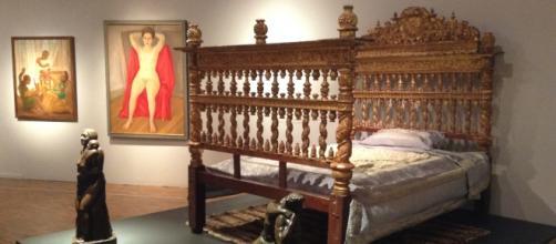 El MAM y Rivero Lake compaginaron piezas para dar un ambiente mixto al concepto del arte.