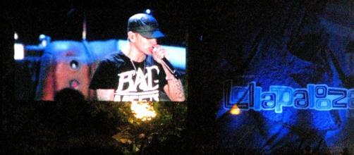 Eminem New Album 2017/Jason Anfinsen via Wikimedia Commons
