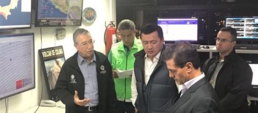 Emiten alerta de tsunami por sismo   Televisa News - televisa.com
