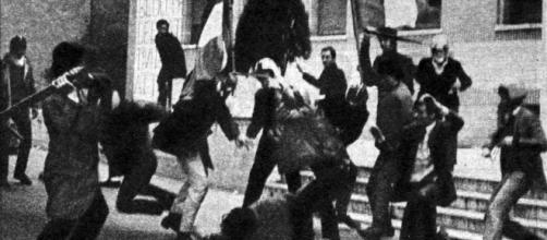 Fascisti all'università picchiano uno studente | ViolenzaPolitica.it - violenzapolitica.it