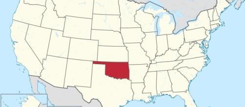 How did Lincoln take over Oklahoma? TUBS via Wikimedia Commons
