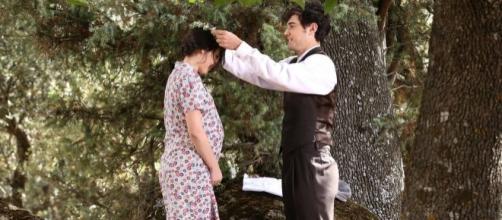 Il Segreto anticipazioni: Matias e Marcela si sposano di nuovo, arriva l'ex suocera di Candela