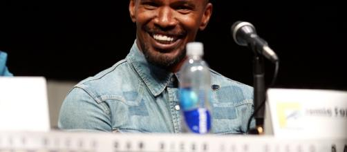 Jamie Foxx comes out with rumored girlfriend Katie Holmes (Image Credit - Gage Skidmore/Flickr)