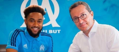 Jordan Amavi - Olympique de Marseille