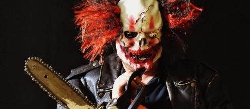 Killer. Clown. Image via Pixabay