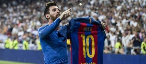 Lionel Messi va-t-il bientôt porter le maillot du Real Madrid . ... - olibe.fr