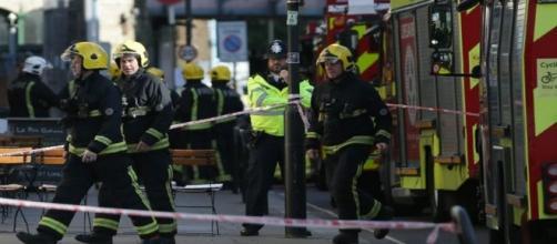 Londres : attaque terrorisme dans le métro londonnien