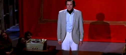 Man on the moon (Jim Carrey) | superknjaz/YouTube
