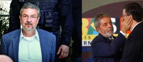 Palocci em depoimento, acusa ex-presidente Lula