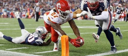 Patriots vs. Chiefs: Score, results, highlights from NFL season ... - sportingnews.com