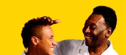 Pelé valide le départ de Neymar au PSG !