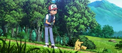 Pokemon The Movie I Choose You Ash Pikachu Is Back Trailer