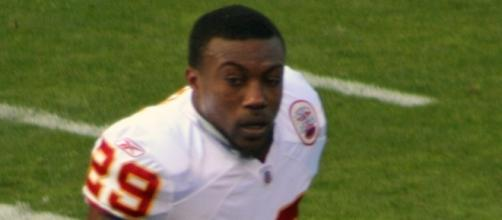 There is room for the Raiders in the AFC West knowing that Eric Berry has gone down. [Image via Jeffrey Beall/Wikimedia Commons]