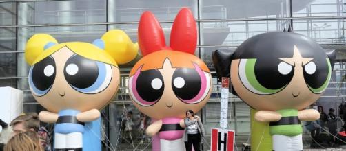 Powerpuff Girls, Image Credit: Klapi / Wikimedia