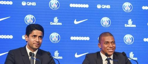 PSG : L'AS Bondy lésée par le transfert de Mbappé (photo foot 01)