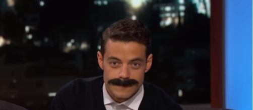 Rami Malek on Playing Freddie Mercury | Jimmy Kimmel Live/YouTube