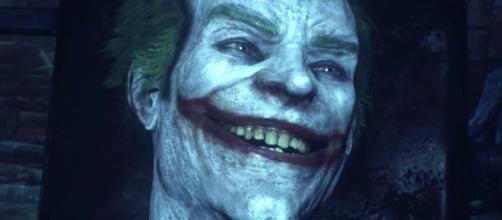 The Joker. (image source: YouTube/LOSTyGIRL)