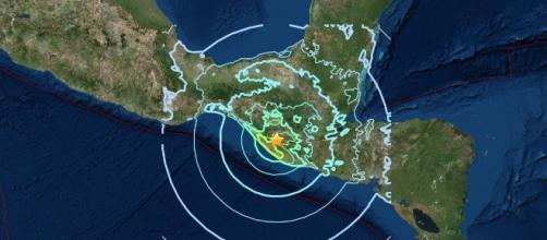 Violento terremoto di magnitudo 6.9 in Guatemala. Si temono danni - - secondopianonews.it