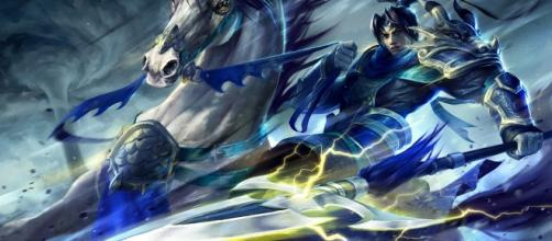 Xin Zhao, campeón de League of Legends