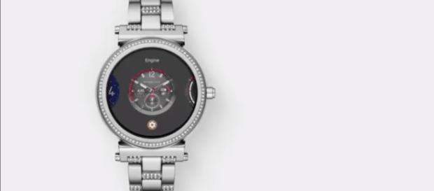 A watch that brings your life to life, the Access Sofie Smartwatch. (via MichaelKors/Youtube)