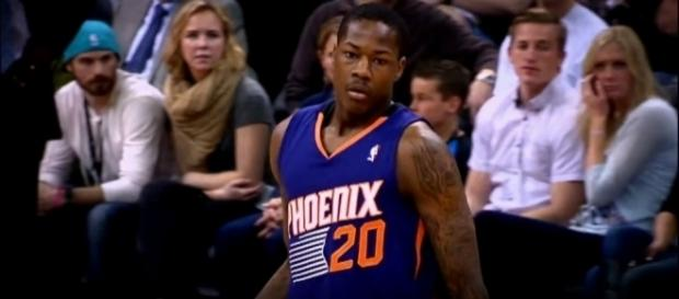 Archie Goodwin is joining the Blazers in training camp -- NBA via YouTube