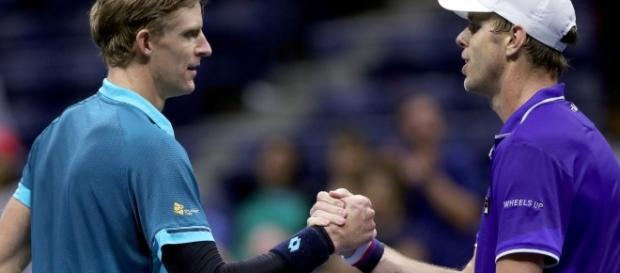 Au bout de la nuit, Anderson a dicté sa loi à Querrey - US Open ... - eurosport.fr
