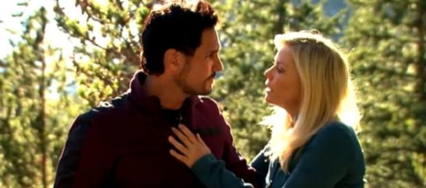 Bill and Brooke. The Bold and the Beautiful CBSsoaps.com