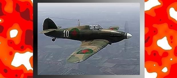 Brytyjczycy podarowali trzy tysiące Hurricane'ów Sowietom (YouTube screenshot)