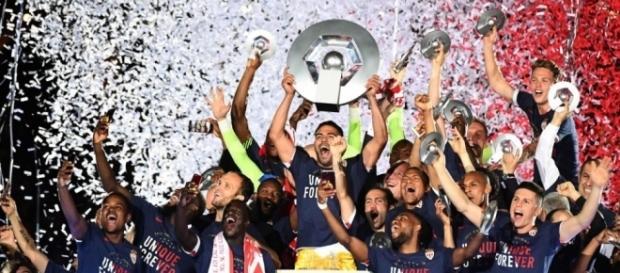 EN IMAGES. Ligue 1 : la nuit du triomphe pour l'AS Monaco - Le ... - leparisien.fr