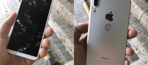 iPhone 8 : de nouvelles photos d'un clone chinois avec Touch ID à ... - iphoneaddict.fr