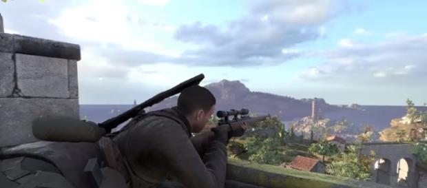 One of the best sniper games - 'Sniper Elite 4' (GameSpot via YouTube)