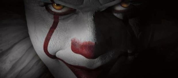 Pennywise the clown. (image source: YouTube/ScreenJunkies News)