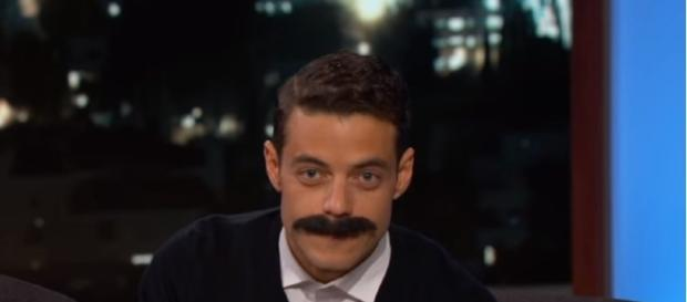 Rami Malek on Playing Freddie Mercury | Jimmy Kimmel Live/YouTube