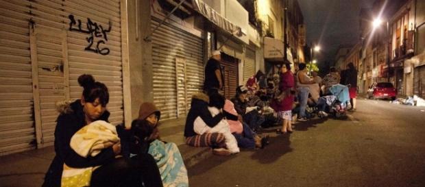 Terremoto in Messico di magnitudo 8.2