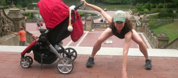 tornare in forma dopo il parto