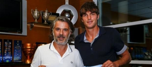 Vincent Labrune et Paolo De Ceglie